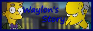 Waylon's Story
