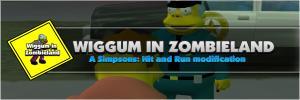 Wiggum In Zombieland