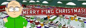 Merry F'ing Christmas
