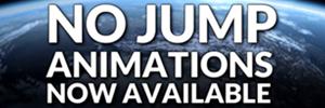 No Jump Animations