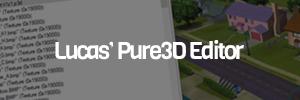 Lucas' Pure3D Editor 4