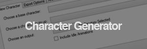 Jake's Character Generator