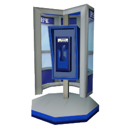 3D Phone Booth Previews icon